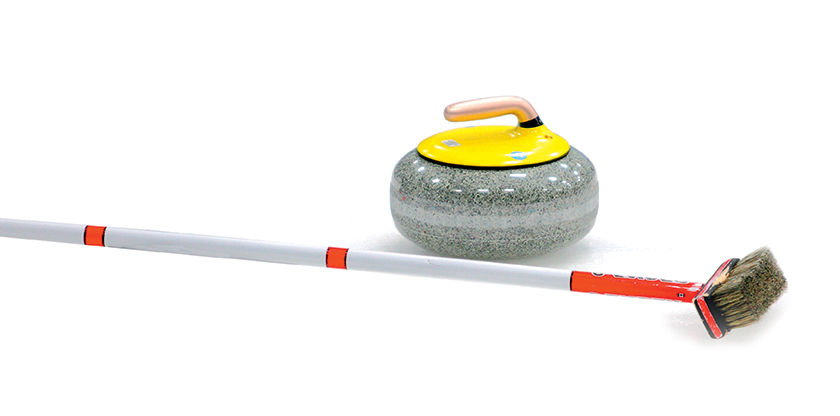 Curling Gstaad